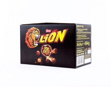 Nestle Lion Pop Choc