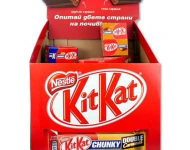Kit Kat Display