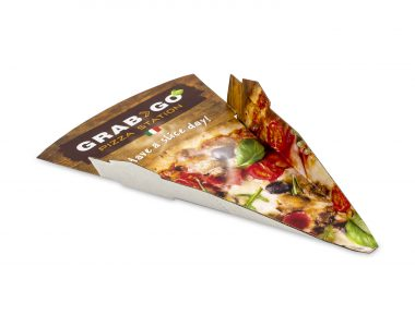 Grab & Go Pizza Station