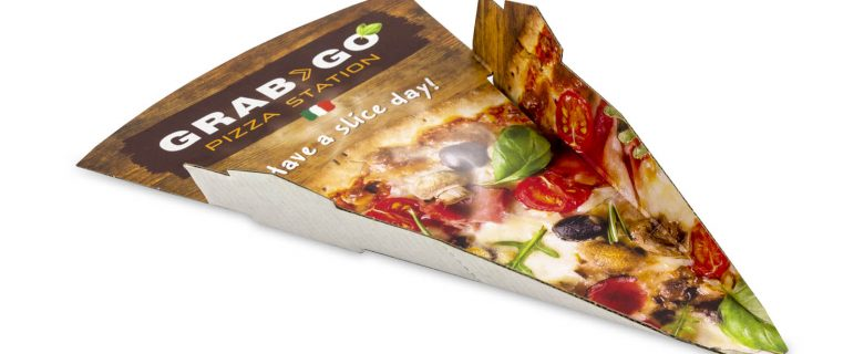 Grab & Go Pizza Station